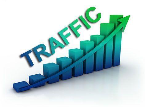 Más trafico Web